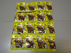 Collectible Minifigures - 71013 - Minifigures Series 16 - Complete set of all 16 minifigures