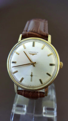 Longines Dresswatch  – men's watch – 1970s