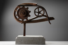 Andrew Clausen - Steel Assemblage No.2