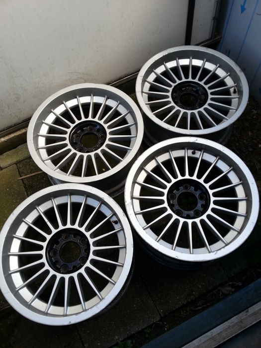 BMW / Alpina - Set of 4 original 17 inch Alpina rims - 8.5J - 5 x 20 ...