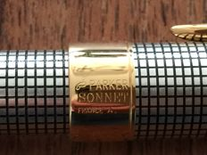 Parker Sonnet Sterling Silver Rollerball.   MINT