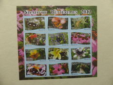 Animals – Topical collection up to 2014, on stock sheets