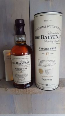 The Balvenie Madeira cask 17 years old - Limited edition