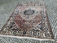 OLD PATINA UNIQUE HAND MADE IRAN  BAHTIARI RUG  315x205 cm