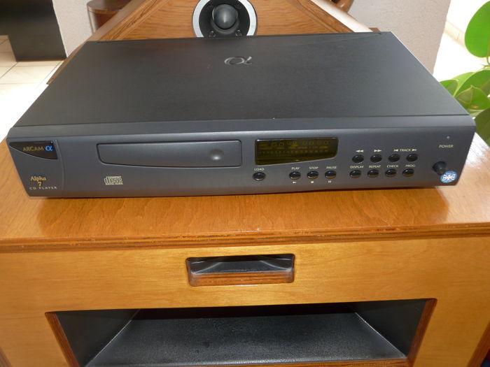 arcam alpha 7 cd player mit fernbedienung catawiki. Black Bedroom Furniture Sets. Home Design Ideas