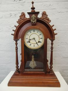 Wall/table clock - 2nd half 20th century
