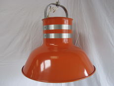 Unknown designer - Space Age ceiling light with button on the bottom for three different light intensities.
