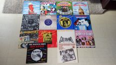 Rockabilly and Rock'N'Roll - Lot of 14 LP Albums