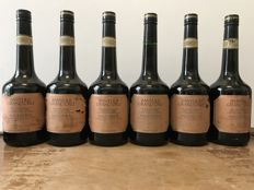 "1982 Banyuls dry Terres des Templiers Grand Cru ""Ancestral"" - Total 6 bottles"