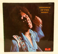 Great set of 4 Jimi Hendrix albums, including double compilation Re-Experienced and Japanese pressing of Free Spirit.