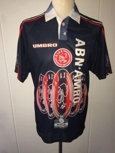 AFC Ajax - original away jersey 1997/98, no. 7