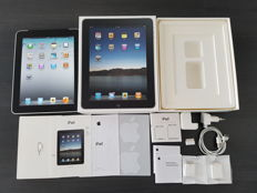 In Absolute Mint condition.Apple Ipad 1e generation 64GB Wifi and 3G complete in original box.