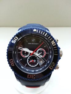 Ice-Watch BMW Motorsport Blue Big Chrono - Men's wristwatch