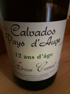 Calvados Adrien Camut 12 years old