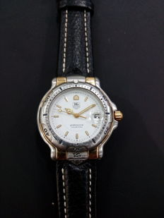 Tag Heuer Professional 200m Reference: WH1251 – Unisex – 1990s