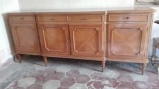 Louis XVI style sideboard - 1950s