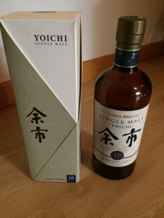 Nikka Yoichi Single Malt 10 Years Old