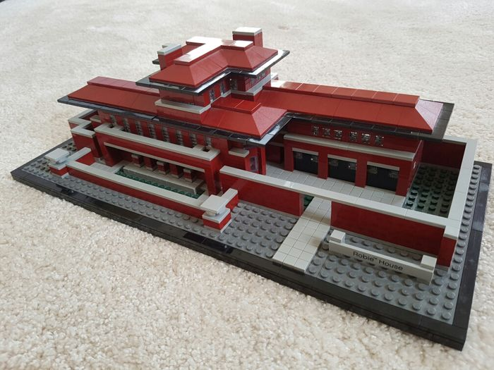 architecture - 21010 - robie house - catawiki