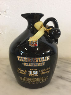 Tamnavulin-Glenlivet 12 years old decanter