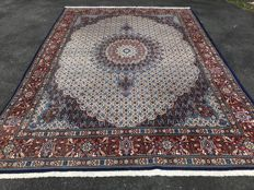 Oriental carpet - Persian Moud - 100% hand-knotted - investment