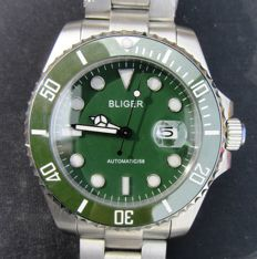 Bliger Submariner - men's watch - year 2000