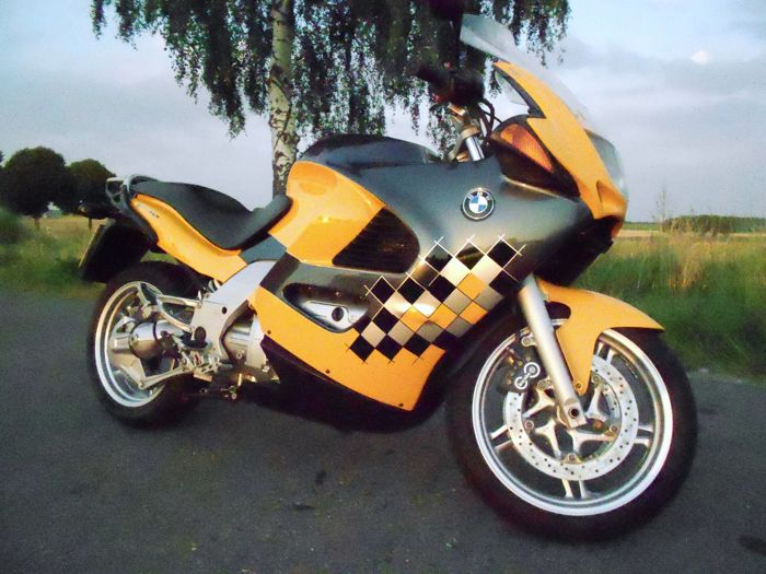 Bmw K 1200 Rs 2001 Catawiki