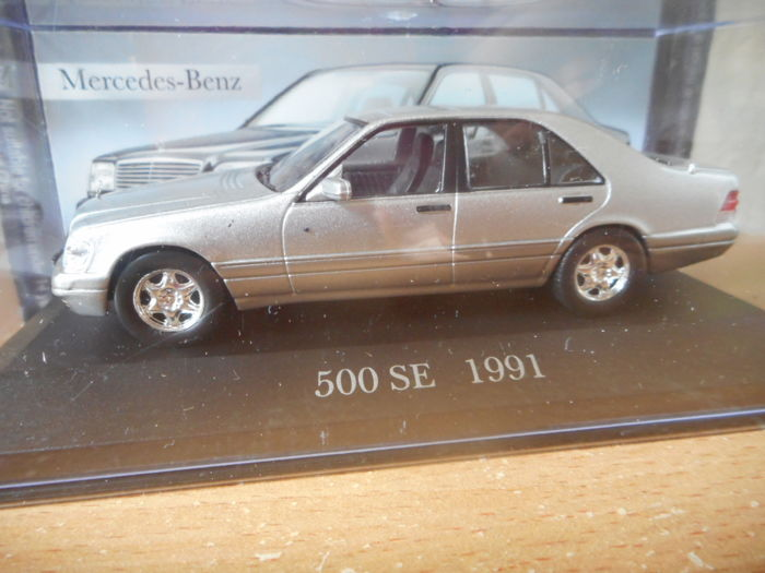Ixo De Agostini Scale 1 43 Lot With 36 Mercedes Benz Models 10