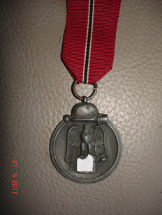 German original medal from the Second World War.