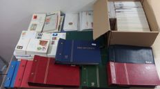 The Netherlands 1957/2011 - batch of FDCs, city mail, coin letters and miscellaneous.
