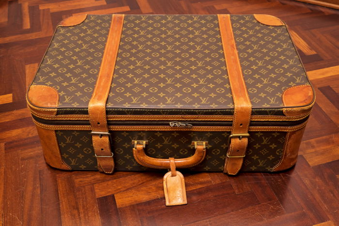 5ca25d39f8d Louis Vuitton – set of two travel cases – Stratos 60 + Stratos 70 ...