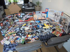 Assorted - 15 kg Lego Star Wars and others