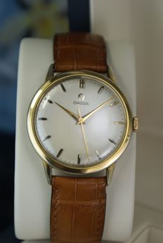 Omega Large men's watch Swiss 1940's