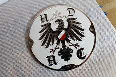 ADAC Grill Badge - very good condition