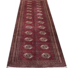 Elegant Persian carpet rug, Beouch 235 x 105 cm (Unica semi-antique)