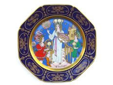 Ole Winther by Hutschenreuther - decorative christmas plate