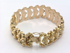 Women's bracelet in 18 kt gold (750/1000) – 1957 – Excellent condition, very rarely worn