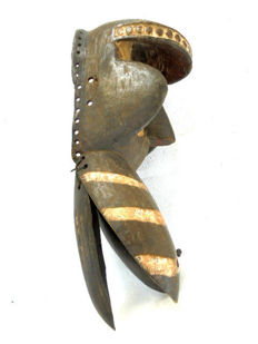Mask DAN NGUERRE or WERE - Liberia