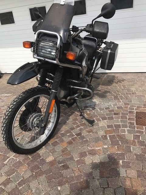 BMW - R100GS PD - 1000 cc - 1995