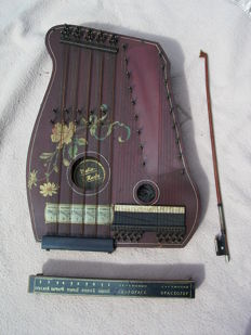 2 Musical instruments - Germany - First half of the 20th century.