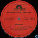 Vinyl records and CDs - Lloyd Cole & The Commotions - Easy pieces