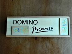 Pablo Picasso (after) - Dominoes