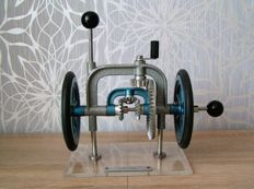 Hema - School model functioning Differential Mechanism - 1968 - Made in Germany (GDR)