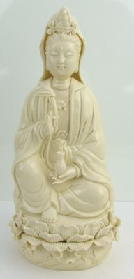 Guanyin porcelain – China – late 20th/21st century