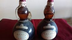 2 Grappa Carpene' Malvolti Bianco - 1 Liter Bottles