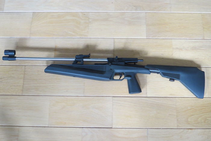 Baikal mp61 cal 4,5 - 5 rounds airgun
