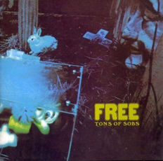 The Free : Lot of six albums