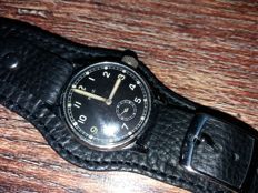 "Luftwaffe WW2 ""PAGE"" - late '30s german pilot, aviator, military authentic watch!!"