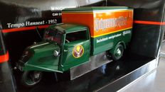 Minichamps - Scale 1/18 - Tempo Hanseat 1952 - Jagermeister