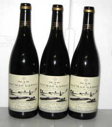 2015 Mas de Daumas Gassac (Rouge), Haute Vallée du Gassac - lot of 3 bottles
