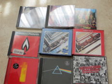 POP / ROCK - Various Artists - lot of 34 CD's  Sixties, early seventies